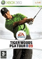 Obal-Tiger Woods PGA Tour 09
