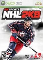 Obal-NHL 2K9