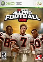 Obal-All-Pro Football 2K8