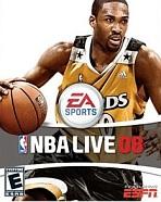 Obal-NBA Live 08