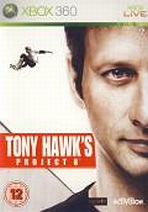 Obal-Tony Hawk´s Project 8