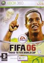 Obal-FIFA 06: Road to FIFA World Cup