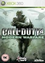 Obal-Call of Duty 4: Modern Warfare