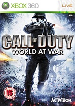 Obal-Call of Duty: World at War