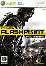 Obal-Operation Flashpoint 2: Dragon Rising