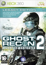 Tom Clancy´s Ghost Recon Advanced Warfighter 2 -- Legacy Edition