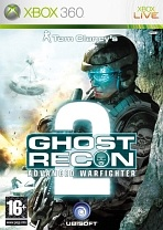 Obal-Tom Clancy´s Ghost Recon Advanced Warfighter 2