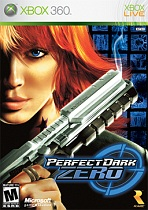 Obal-Perfect Dark Zero