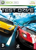 Obal-Test Drive Unlimited