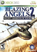 Obal-Blazing Angels 2: Secret Missions of WWII