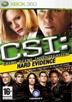 Obal-CSI: Crime Scene Investigation: Hard Evidence