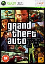 Obal-Grand Theft Auto IV
