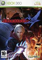 Obal-Devil May Cry 4