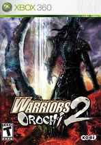 Obal-Warriors Orochi 2