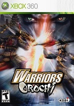 Obal-Warriors Orochi