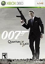 Obal-James Bond: Quantum of Solace