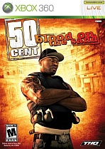 Obal-50 Cent: Blood on the Sand