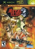 Obal-Metal Slug 3