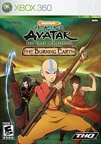 Obal-Avatar: The Last Airbender - The Burning Earth