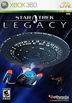 Obal-Star Trek: Legacy