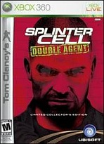 Tom Clancy´s Splinter Cell Double Agent (Limited Collector´s Edition)