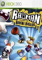 Obal-Rayman Raving Rabbids