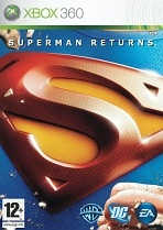 Obal-Superman Returns: The Videogame