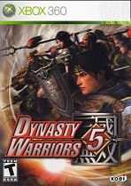 Obal-Dynasty Warriors 5 Empires