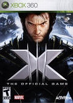 Obal-X-Men: The Official Game