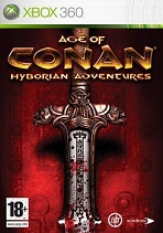 Obal-Age of Conan: Hyborian Adventures