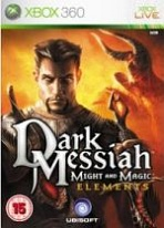 Obal-Dark Messiah of Might and Magic Elements