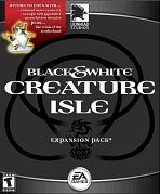 Obal-Black and White: Creature Isle