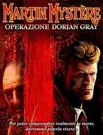 Obal-Martin Mystere: Operation Dorian Gray