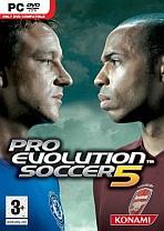 Obal-Pro Evolution Soccer 5