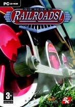 Obal-Sid Meier´s Railroads