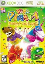 Obal-Viva Piňata: Party Animals