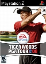 Obal-Tiger Woods PGA Tour 08