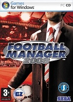 Obal-Football Manager 2008