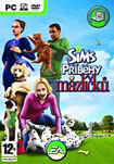 Obal-The Sims: Pet Stories