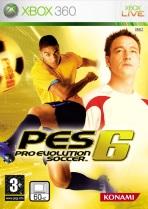 Obal-Pro Evolution Soccer 6