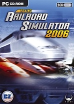 Obal-Trainz: Railroad Simulator 2006