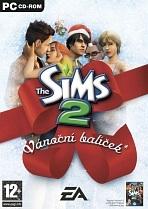 Obal-The Sims 2: Vánoční Balíček