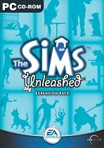 Obal-The Sims: Unleashed