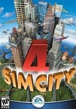 Obal-SimCity 4