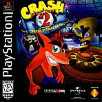 Obal-Crash Bandicoot 2