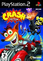 Obal-Crash Team Racing