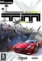 Obal-Trackmania Sunrise eXtreme