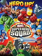 Obal-Marvel Super Hero Squad