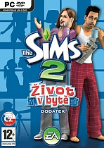 Obal-The Sims 2: Život v bytě