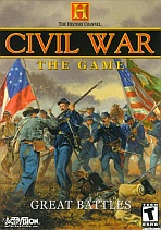 Obal-The History Channel: Civil War